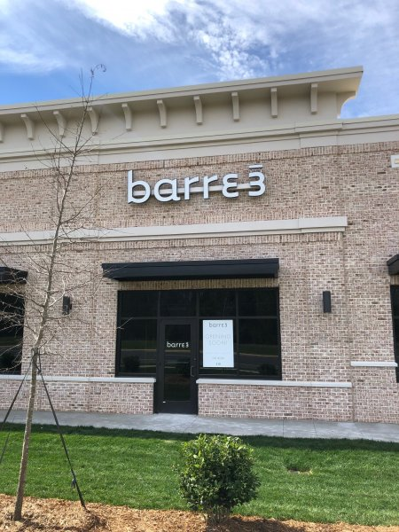 Install Only -- Channel Letter Sign for Barre 3 of Waxhaw, NC