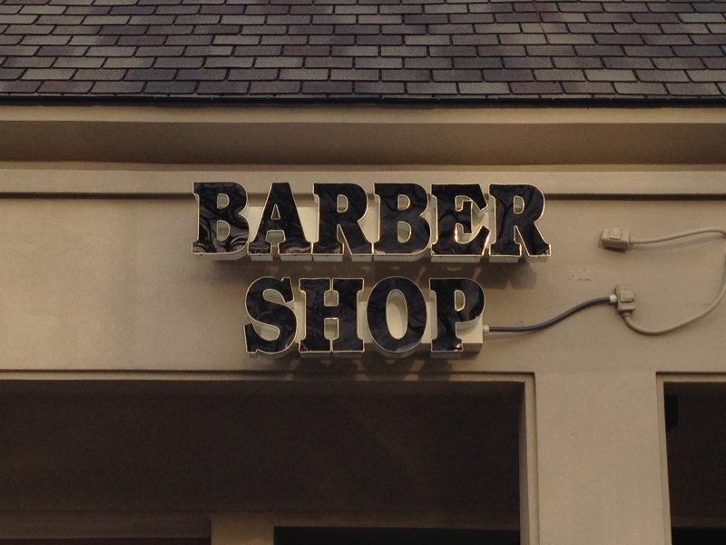 Colonial Barber Shop Charlotte NC
