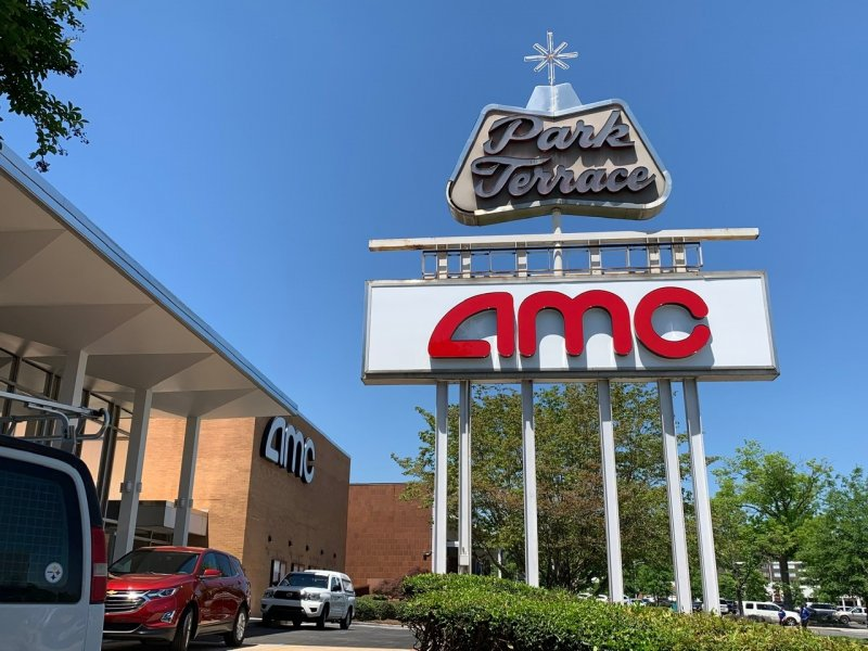 New Faces on Existing Pylon Sign for AMC Theaters / Install Only