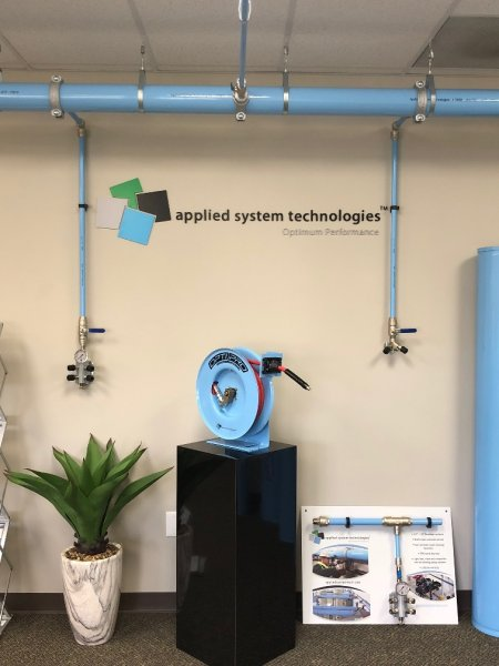 Applied System Technologies - Full Signage Package