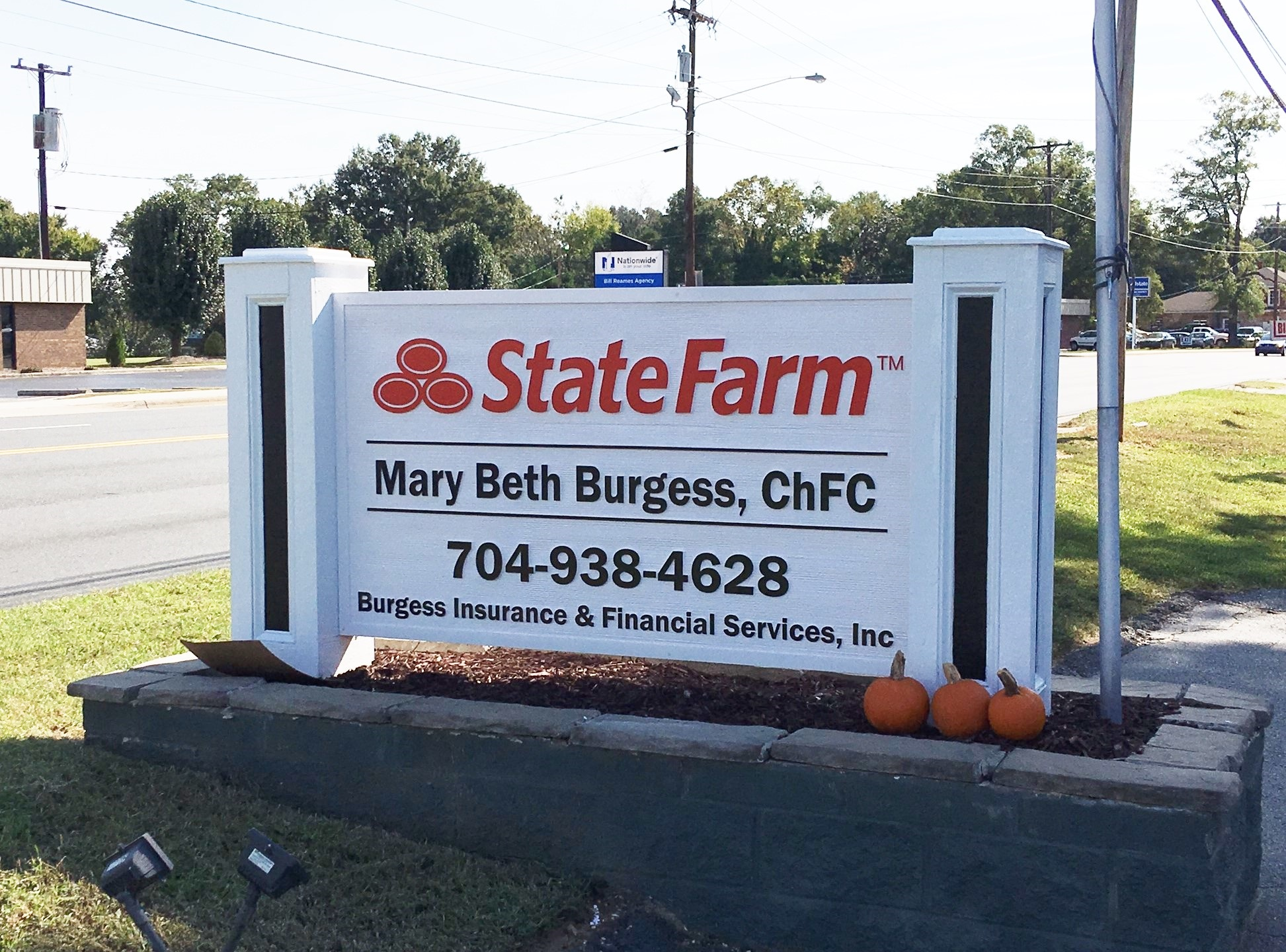 exterior sign company Charlotte