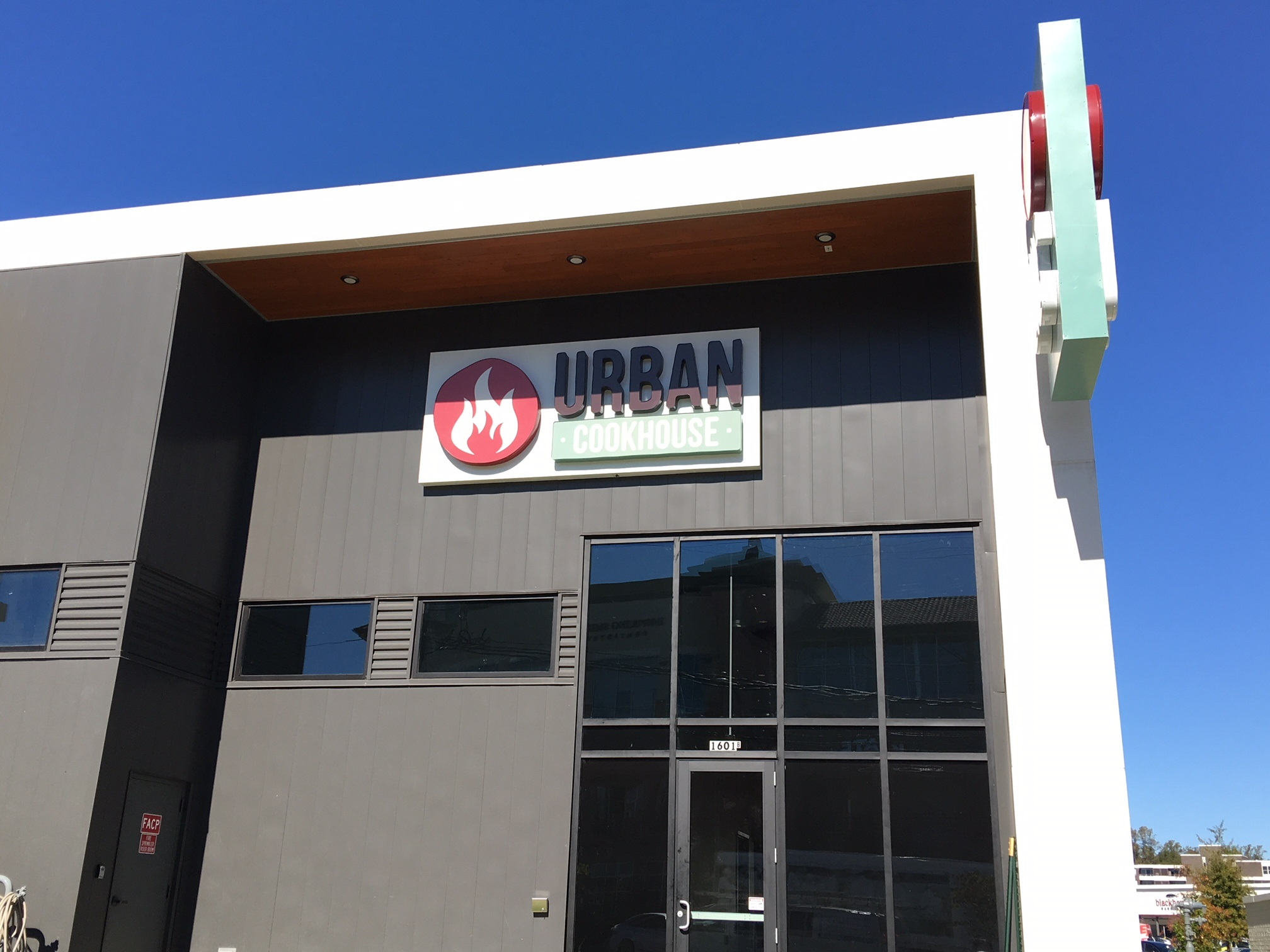 Urban Cookhouse Exterior Signage - JC Signs Charlotte