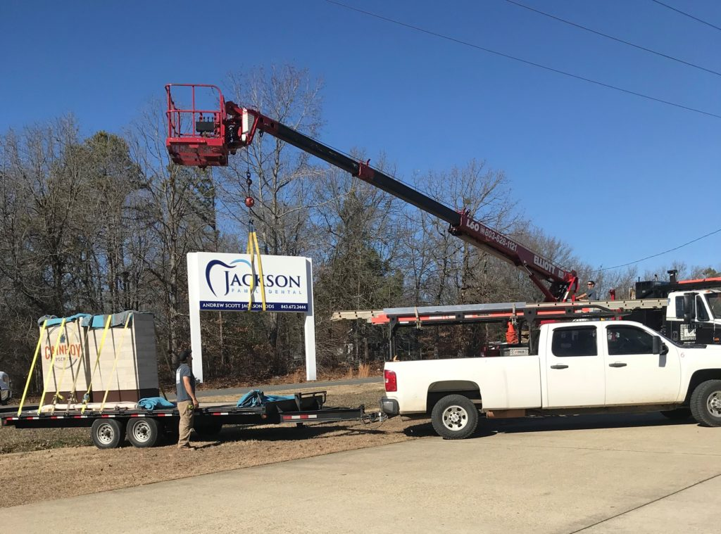 custom signs, monument signs, post signs, logo signs, led signs, office signs, medical office signs, signs nc, signs charlotte, signs pageland, pageland sc,